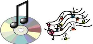 Music notes for blog crop
