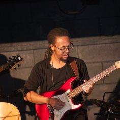 Reuben Reynolds Not Just Jazz 2015 #Notjustjazz Millicent Saxophonist