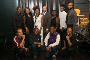 Not Just Jazz Team 2015 #Notjustjazz Millicent Saxophonist