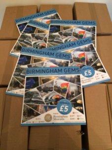 Birmingham We Are Calendar Front Cov