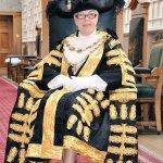 Lord Mayor of Birmingham Councillor Anne Underwood