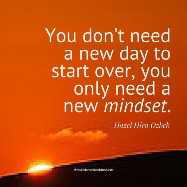 You Dont Need A New Day
