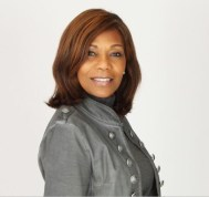 Bev Critchlow Image consultant Millicent Stephenson Sax