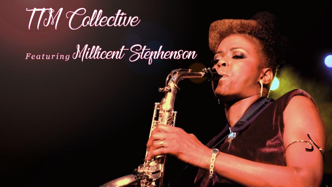 Take Me to the King Single Sleeve TTM Collective Millicent Stephenson