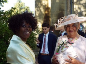 IMG-20181004-WA0000 Millicent Stephenson with Deborah Hey-Smith Mother of the Bride