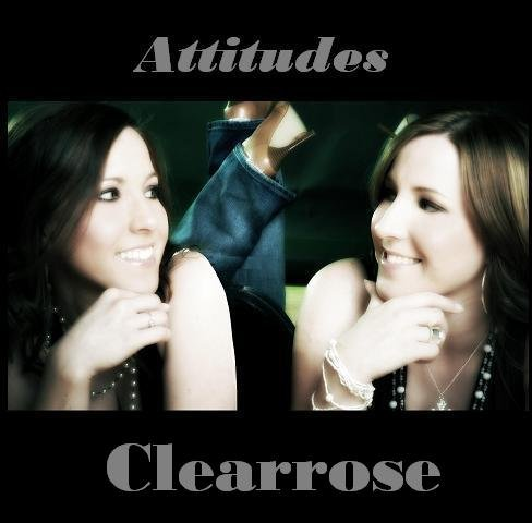 Clear Rose album cover Not Just Jazz 5 Millicent Stephenson