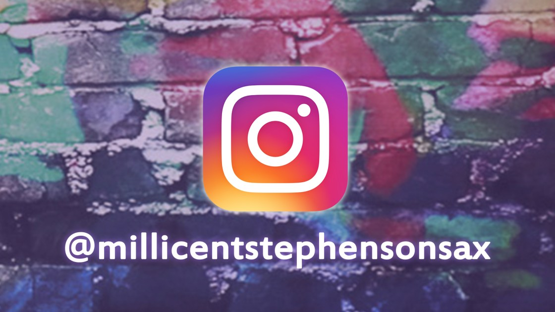 Millicent Stephenson Sax Instagram