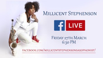facebook live millicent stephenson