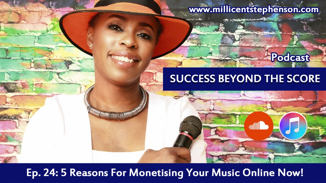 5 Reasons to monetising your music online now!