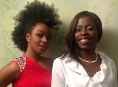 Cleopatra (The Voice Finalist 2013) & Millicent (Saxophonist)