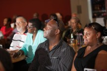 'Not Just Jazz' - Audience