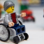 Lego wheelie