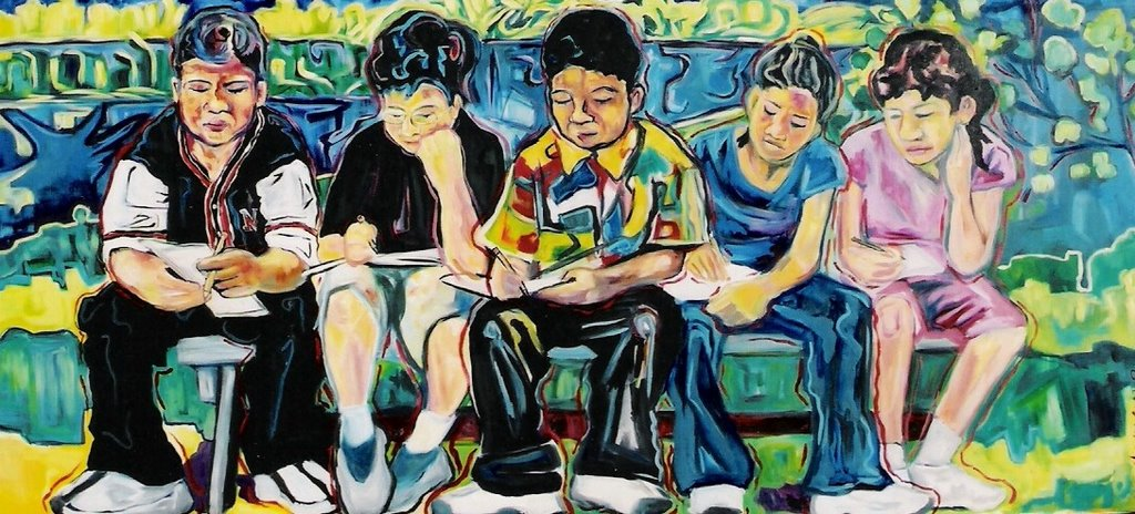 Outdoor Education Kids