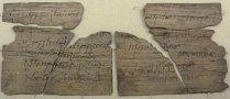 Letter from Claudia Severa to Sulpicia Lepidina.