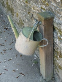 Handy watering can