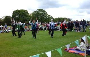 Morris dancers 7