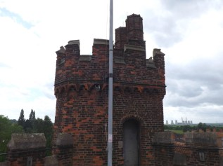 Gainsborough Hall Tower
