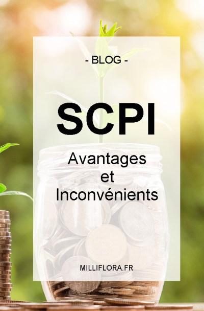 SCPI Avantages / Inconvénients