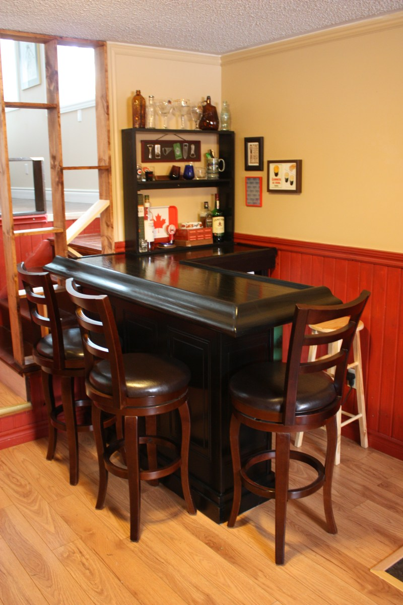 Diy Free L Shaped Bar Plans Wooden Pdf Bookshelf Cabinet
