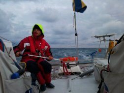 Stefano focused on sailing - going for Malta