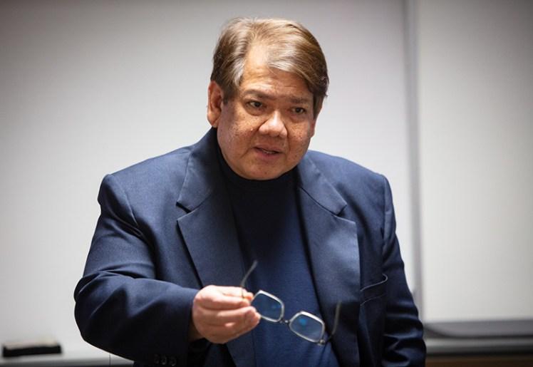 Mark Munoz Millikin
