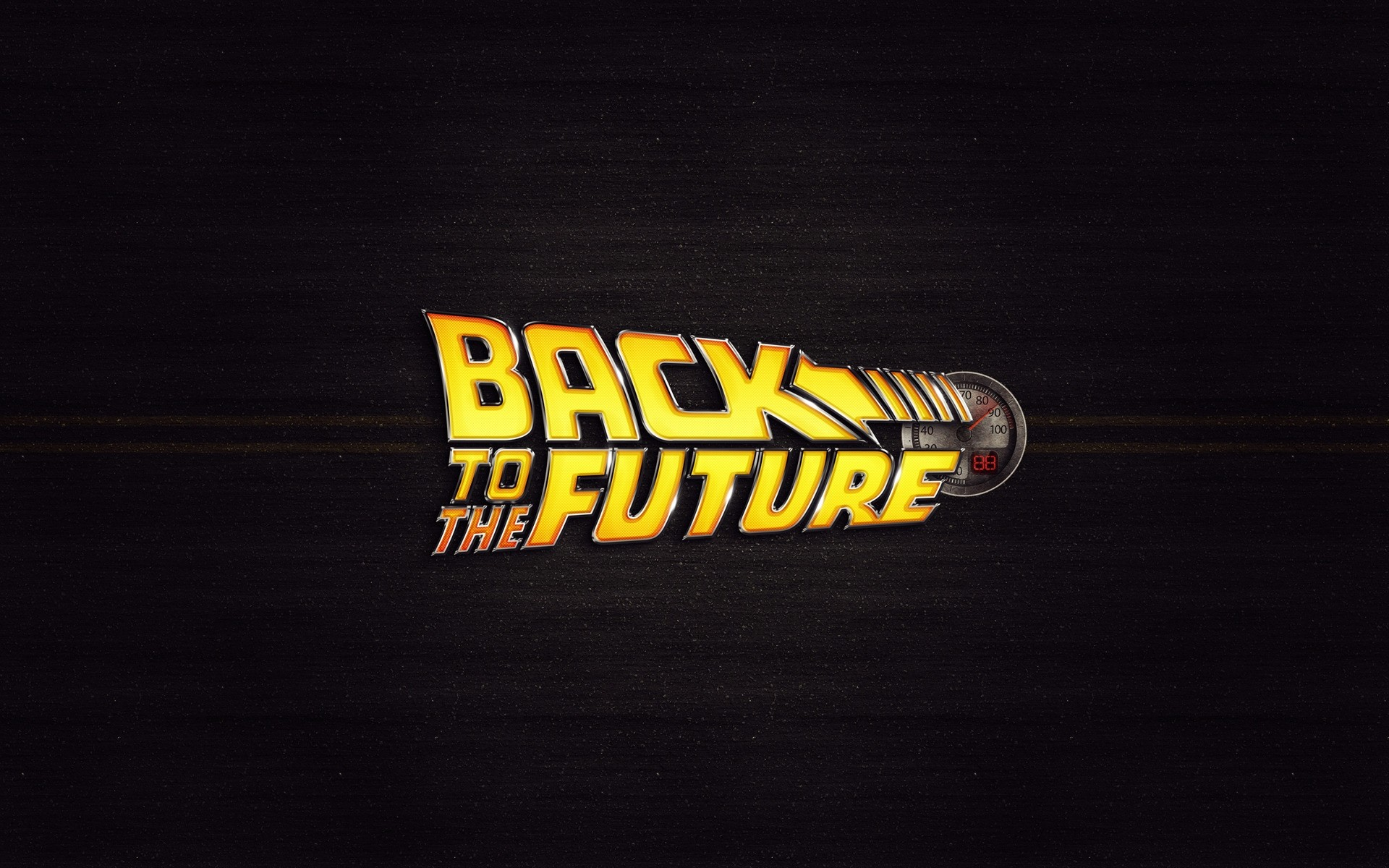 Zendha Back To The Future Iphone Wallpaper