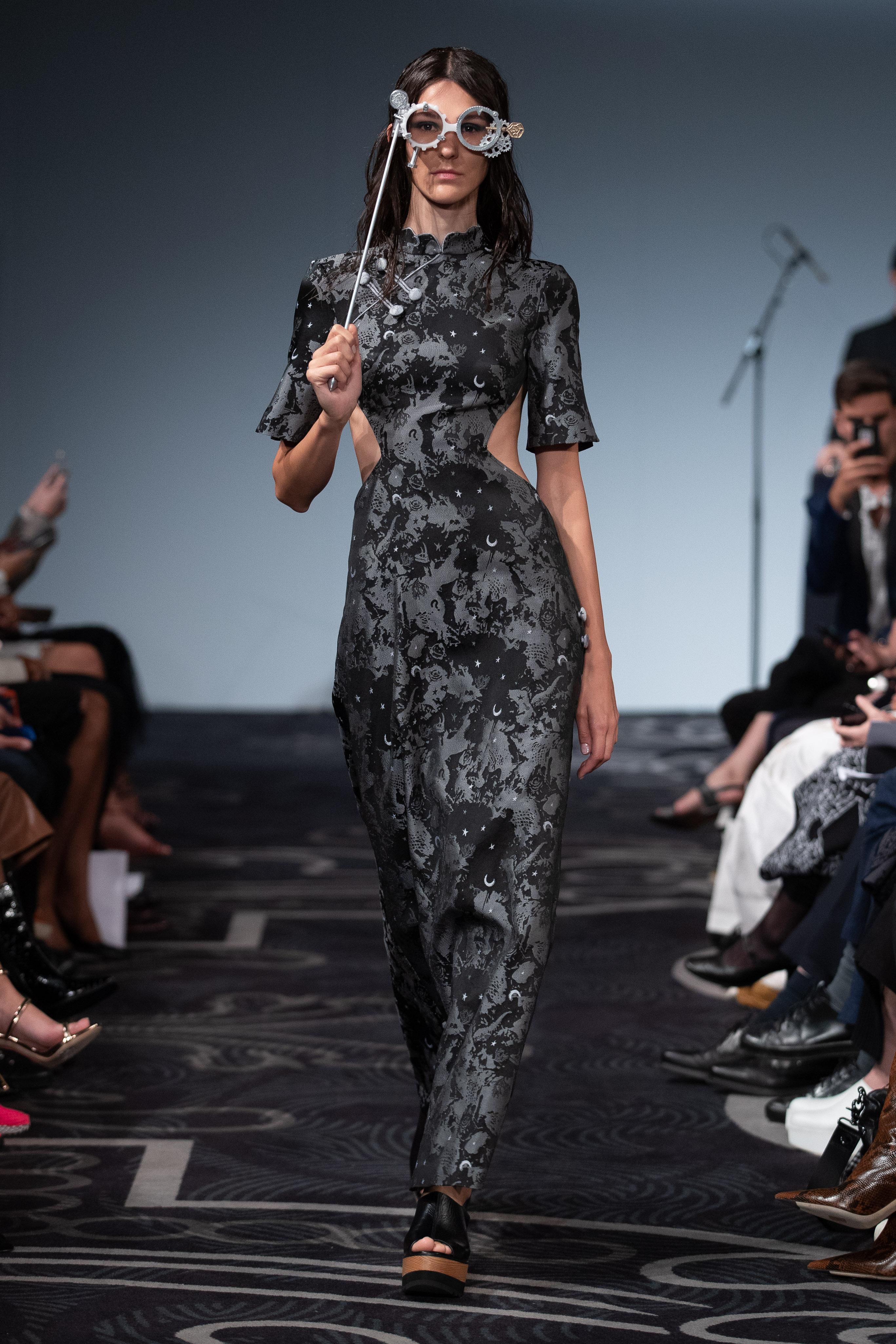 London Fashion Week Spring Summer 2020  – Apu Jan SS20