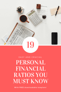 19 Personal Financial Ratios You Need To Know