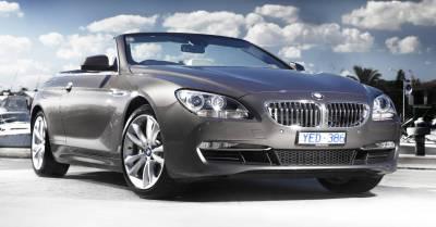 Want to Drive a BMW 650i Convertible? | Exotic Car Rentals