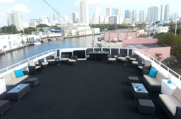 Luxury Mega Yacht Charter Parties In South Florida