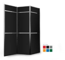 LX Foldable Panel display 3x3