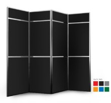 LX Foldable Panel Display 3x4