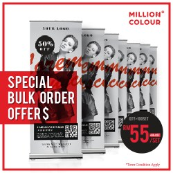 Roll Up Banner Bulk Price