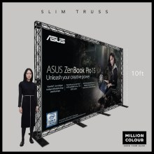 Truss Backdrop rent in Malaysia