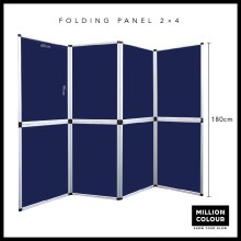 Event folding panel display system Malaysia
