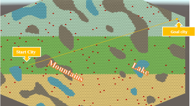 Mapping out the path for pathfinding