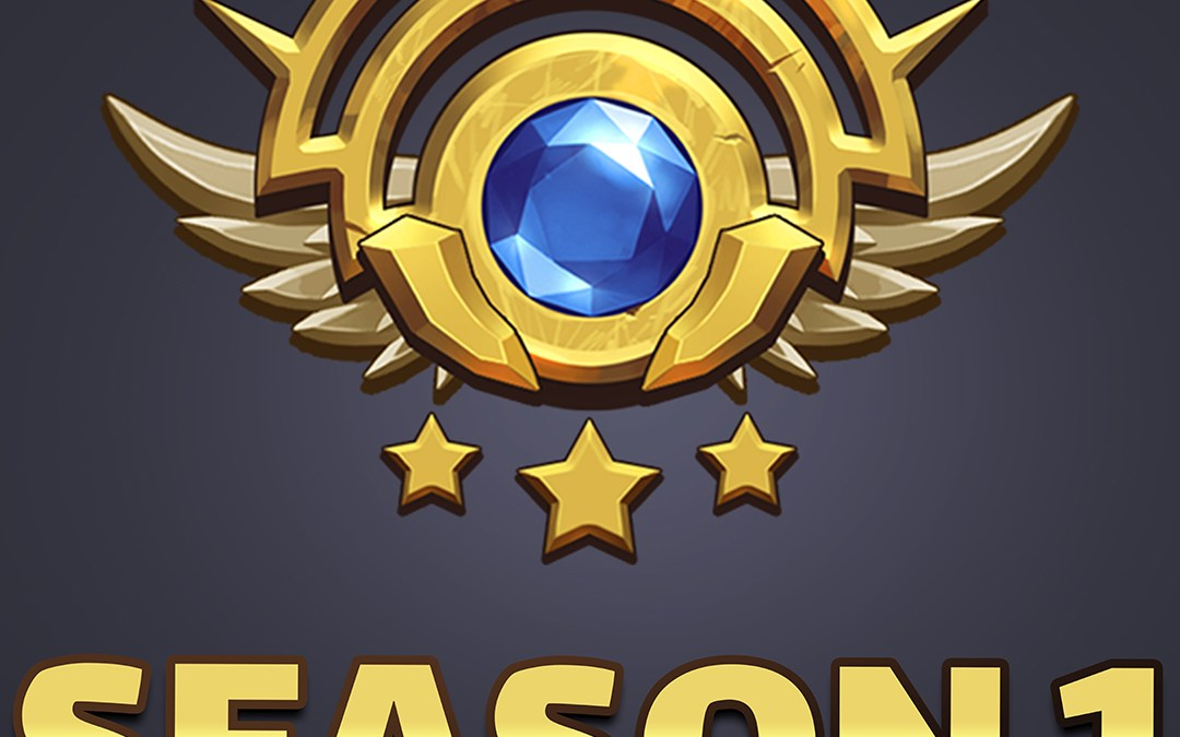 Season 1 Leaderboards