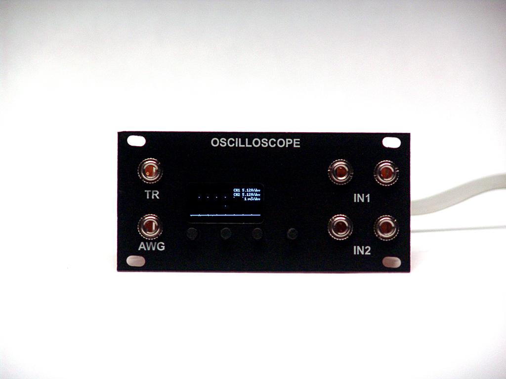 1U-Oscilloscope
