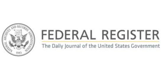 Federal-Register-logo