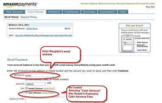 Amazon Payments 4