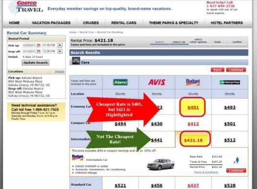 Hotwire Com Cheap Rental Cars