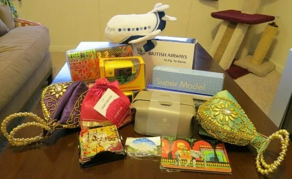 India Trip Giveaway Winners!