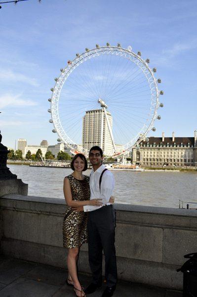 London Wedding Proposal Weekend
