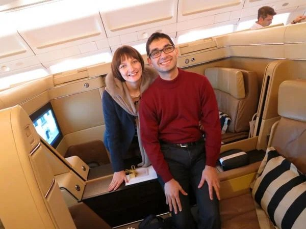 An Asian Holiday: Part 3 – Using Miles for Two $8,000 First Class Seats to Mumbai, India