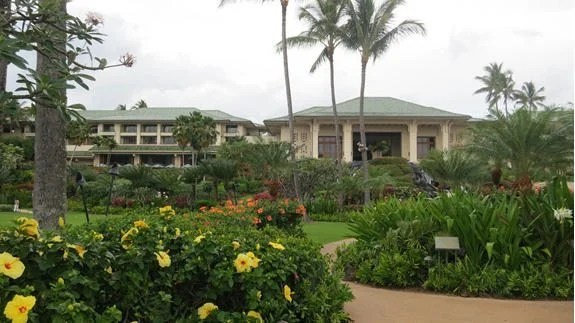 Winter getaway to kauai part 3 grand hyatt kauai resort spa grand hyatt kauai resort grounds reheart Image collections