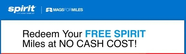 Free Magazines When You Complain to Spirit Airlines!