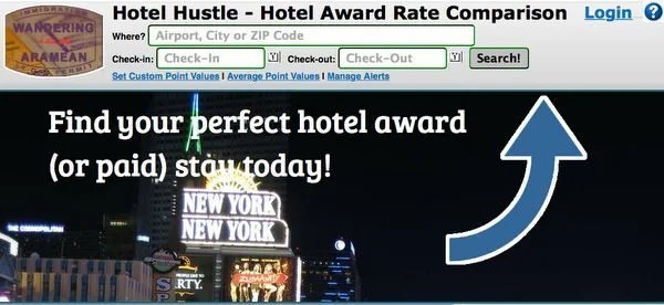 Hotel Hustle Is a Better Way to Search for Hotel Award Nights!