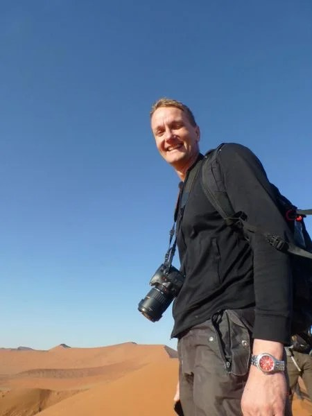 Dream Travel On Points - Interview With Rupert