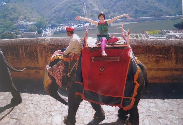 Jet Set to Jaipur: Part 5 – Activities in Jaipur – Amber Fort and Elephant Ride