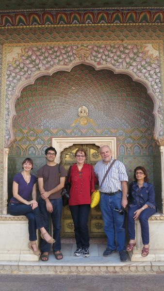 Activities In Jaipur - City Palace And Jaigarh Fort